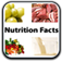 Nutrition Facts St Icon