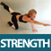 Strength : Circuit Training and Workout Icon