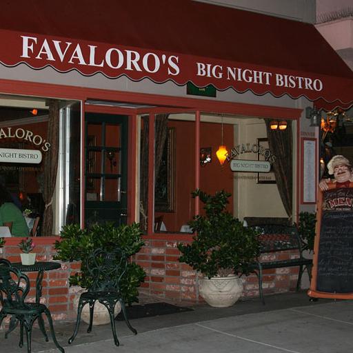 free Favaloro's Big Night Bistro iphone app