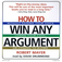 How To Win Any Argument (Audiobook) Icon