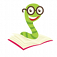 Bookworm (Google Book Search™ Books) Icon