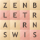 Letris: word puzzle game Icon