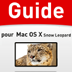 Guide pour Mac OS X Snow Leopard