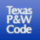 Texas Parks and Wildlife Code Icon
