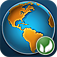 World Countries ALL-IN-ONE. 19 Educational Apps Icon