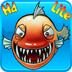 Angry Fish World HD Lite Icon