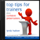 Top Tips for Trainers plus Confident Presentations – Audio Book Icon