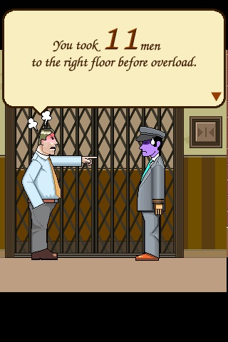C.E.O : Chief Elevator Operator Screenshot