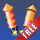 New Year Fireworks Free Icon