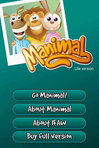 Manimal Lite Screenshot