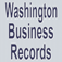 Washington Business Records Search Icon