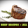 Beef Recipes-ALL Icon
