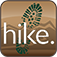 hike. GPS trail maps supporting the American Hiking Society