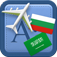 Traveller Dictionary and Phrasebook Bulgarian – Arabic Icon