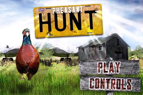 Pheasant Hunt 3D Screenshot