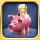 Touch Karma: Piggy Bank Icon