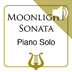 Moonlight Sonata by L.V. Beethoven - Piano Solo MP3 included (iPad Edition)