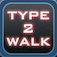 Type2Walk Icon