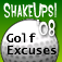 Golf Excuses Icon