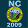 North Carolina General Statutes (2009 edition) aka NC09 Icon
