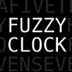 Fuzzy Clock – tells you the time in words on a nice designer display Icon