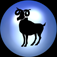 Aries Night Light Icon