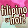 Filipino or Not? Icon