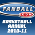 Fanball.com Fantasy Basketball Annual Guide Magazine 2010