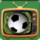 Football on the TV Icon