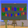 Chalkboard Multiplication Icon