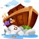 Noah's Ark Slide Puzzle Icon