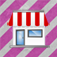 Candy Stand Icon