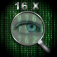 16X – Magnifier Icon