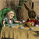 """Alice's Adventures In Wonderland"" Icon"