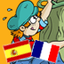 Ana Lomba – Jack and the Beanstalk  (Bilingual French-Spanish Story) Icon