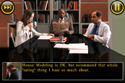 HOUSE M.D. – The Game Screenshot