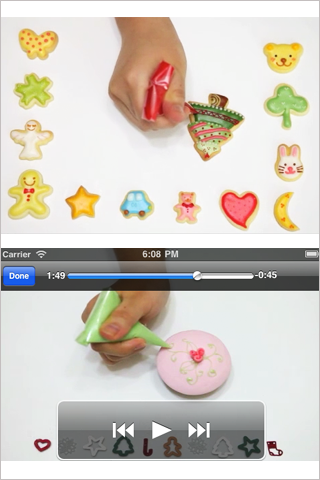 Icing Cookie Screenshot