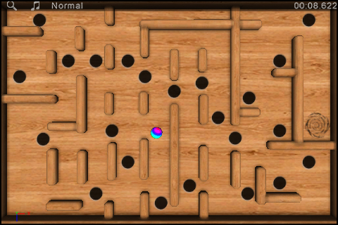 iBall3D Screenshot