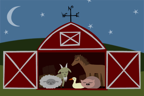 Peekaboo Barn  Fresh Apps  iPhone Apps