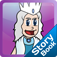 Snow Queen Storybook Icon