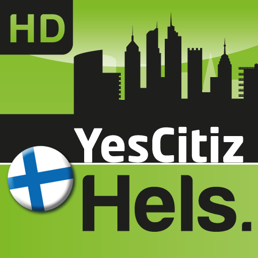 YesCitiz Helsinki for iPad