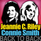 Back to Back: Jeannie C. Riley & Connie Smith (Re-Recorded Versions)