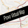 Provo, Utah Virtual Map Icon