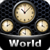 World Alarm Clock Pro for iPad