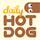 Daily Hot Dog Icon
