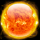 Power FireBall – Sun Icon