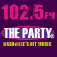 WPRT /  Nashville's Hit Music / 102.5 The Party Icon