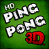Ping Pong 3D for iPad Icon