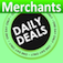 Daily Deals Merchants