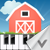 Farm Piano Icon